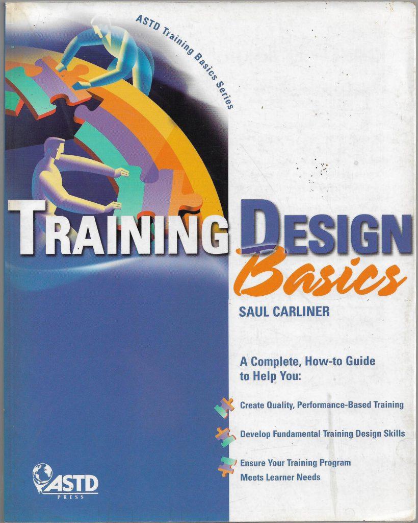 Training Design Basics