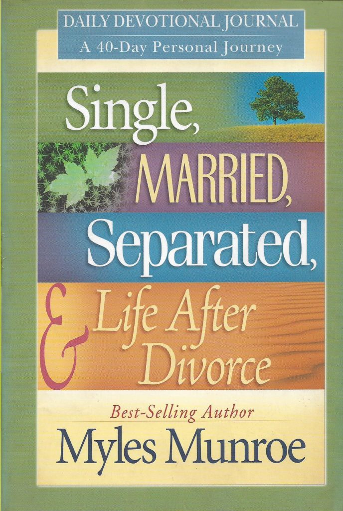 Single, Married, Seperated